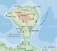 Χάρτης Μεθάνων