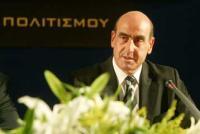 Ο υπουργός Πολιτισμού Γιώργος Βουλγαράκης