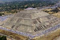 Η Πυραμίδα του Ήλιου στο Μεξικό